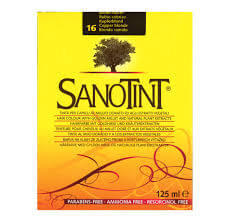 Sanotint tinta per capelli biondo ramato 16 farmabiolab for Tinta per capelli sanotint
